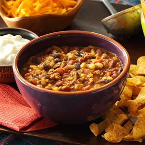 Country Style Chili